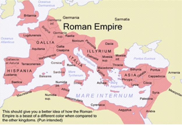 Roman Empire X